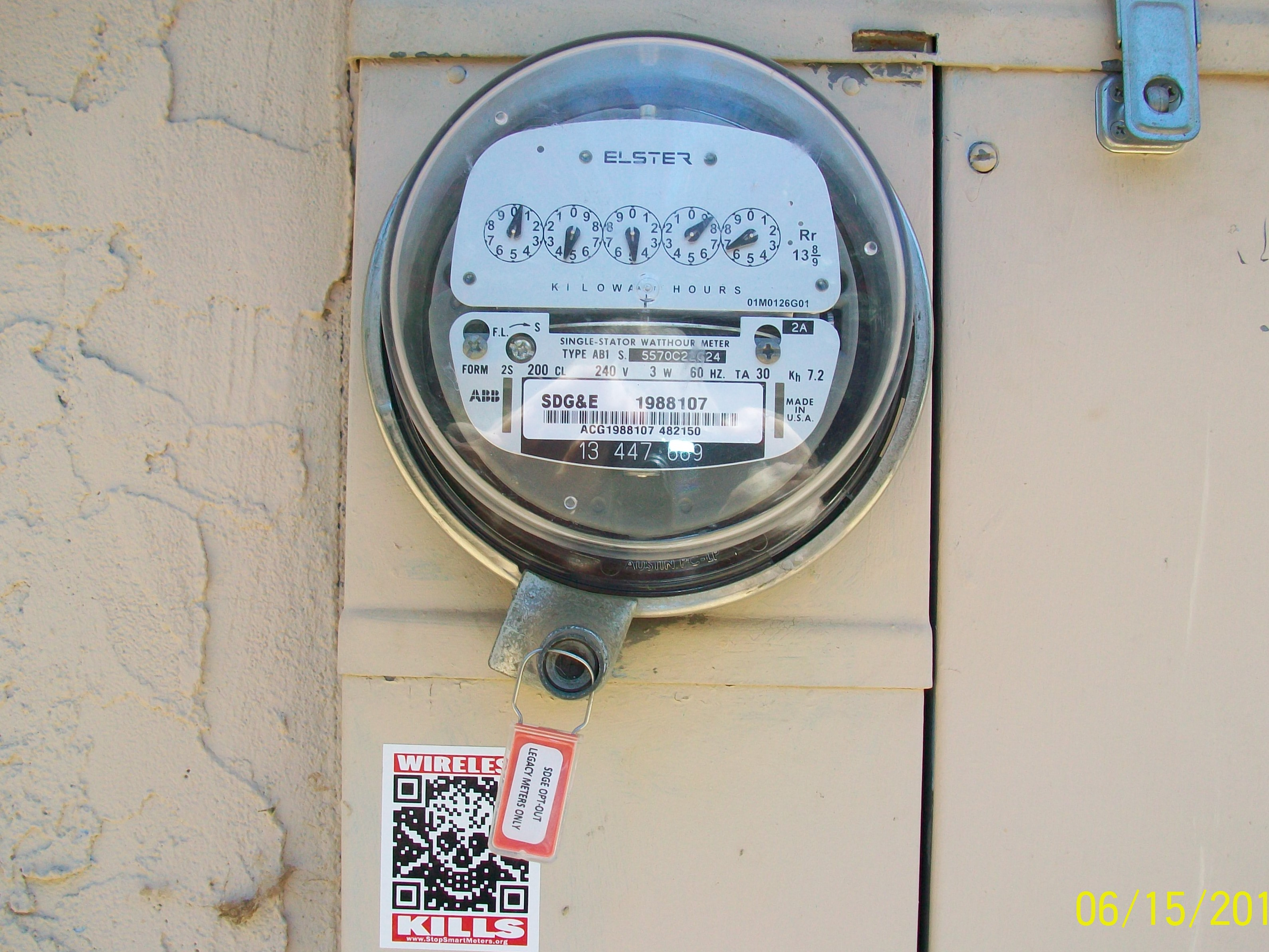 Smart Meter Opt Out Letter.Cep Supports Analog Opt Out Choice In Ny State Center For