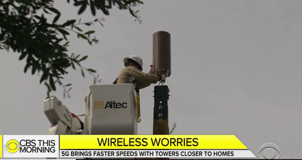 Why 5G brings a dangerous new form of cell towers | Center for ...